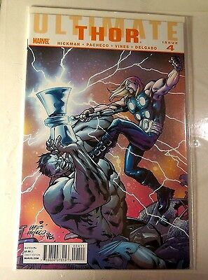 Ultimate Thor #4 Marvel Modern Age CB1793