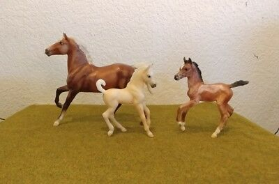 Breyer classic lot of 3