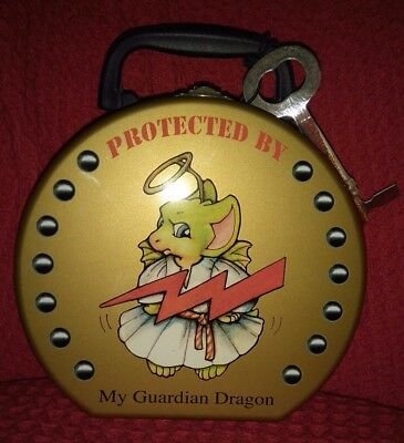 Pocket Dragons My Guardian Dragon In Tin Collectors Club Vgc Collectible World