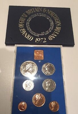1972 Coin Set (UK & NI)