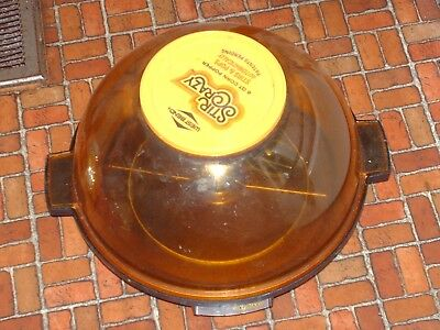 West Bend Crazy Popcorn Popper 1000W  Model 5846 Used 6 Qt.