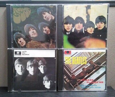 The Beatles:  4 CD Collection   LIKE NEW  DB 2378