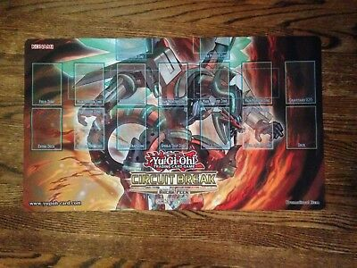 Yugioh Circuit Break Sneak Peek Playmat