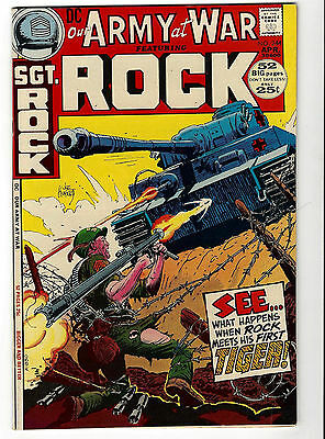 Our Army at War #244 (Apr 1972, DC)