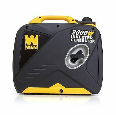WEN 2000W Inverter Generator, CARB Compliant, NEW