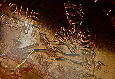 """2009P  Lincoln Error Cent  WDDR-001  """"Extra Finger"""" - Key Coin - Formative / Lp2"""