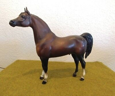Breyer Chalky PAS proud arabian stallion