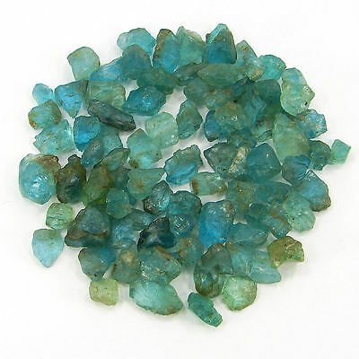 200.00 Ct Natural Apatite Loose Gemstone Stone Rough Specimen Lot - 6206
