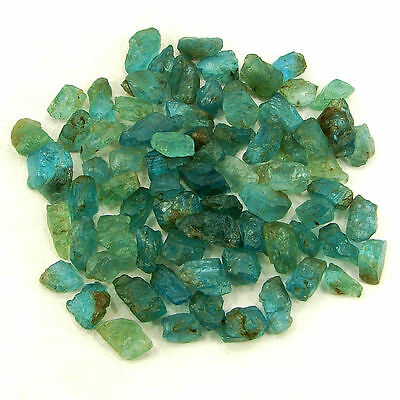 200.00 Ct Natural Apatite Loose Gemstone Stone Rough Specimen Lot - 6244