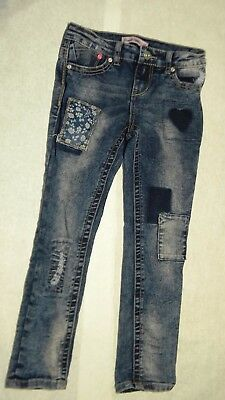 Girls Denim Pants  Size 7  Almost Famous Too