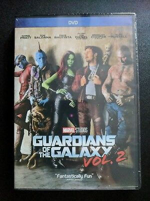 Guardians of the Galaxy Vol. 2 ( DVD 2017 )1 Business Day Handling Fast Shipping