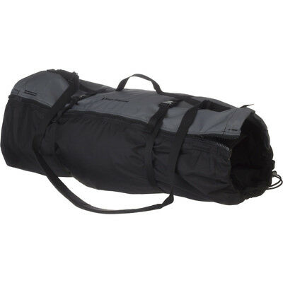 Black Diamond SuperSlacker Rope Bag (Black/Grey)