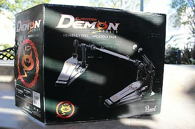 Pearl Demon Drive double bass pedal NEW! in box