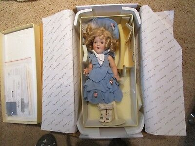 Danbury Mint Shirley Temple Southern Belle Doll