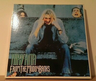 Nirvana From The Muddy Banks LP Box Set Unofficial Grunge