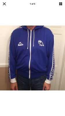 Toffs 1981 Sheffield Wednesday Bukta Hoodie Large