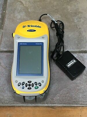 Trimble 2005 Series GeoXH Geo XH pocket pc data collector, TerraSync