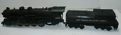 Rare! Vintage #4350 Locomotive & Tender Train Set