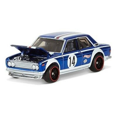 Hot Wheels Redline Club Real Riders Datsun 510 limited 7000 Brand new in box