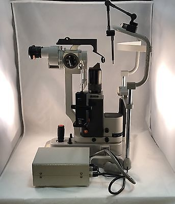 Carl Zeiss 30SL Slit Lamp With Tonometer