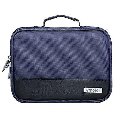 Electronic Accessories Cable USB Drive Organizer Bag Travel Insert Case Blue #K