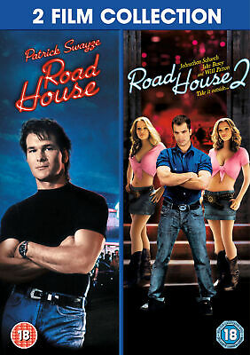 Road House / Road House 2 Double Pack (DVD)