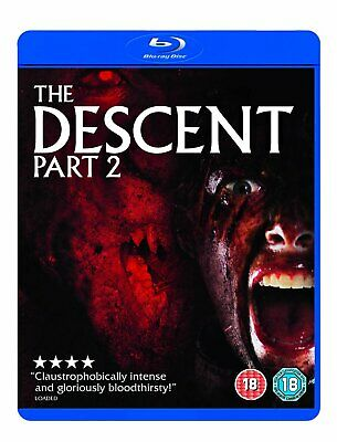 Descent 2 The (Blu-Ray)
