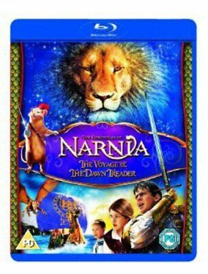 The Chronicles of Narnia: The Voyage of the Dawn Treader [2010] (Blu-ray)