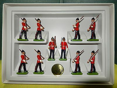 W. Britain The York and Lancaster Regiment