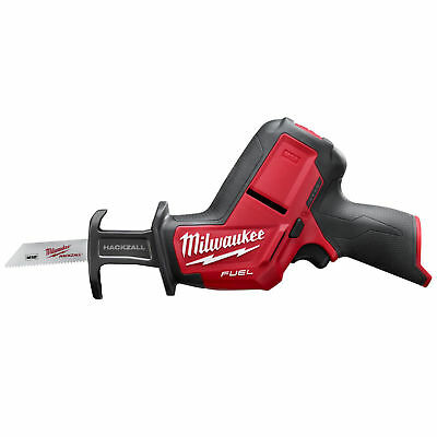 New Milwaukee M12 12 Volt FUEL HACKZALL Reciprocating Saw (Tool Only) # 2520-20