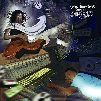 MAD PROFESSOR MEETS JAH9 - Mad Professor Meets Jah9... In the Midst of the Storm