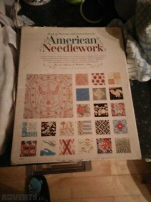American Needlework book