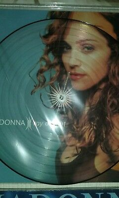 Madonna Ray Of Light Lp Vinyl Picture Disc Original Release.free Post