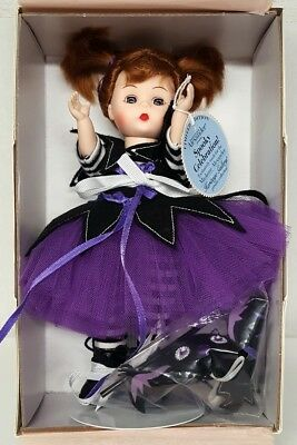 """Madame Alexander """"Spooky Celebration"""" 8 Inch Doll - Style 46118 - Never Used"""