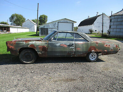 1967 Plymouth Fury  1967 Plymouth Sport Fury 4 Speed