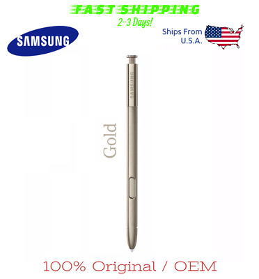 GOLD | Original Samsung Galaxy Note 5 S Pen Stylus for AT&T, Verizon, T-Mobile
