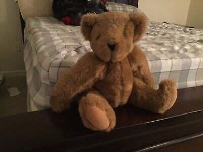 The Vermont Teddy Bear Company 16 Inch Jointed Bear