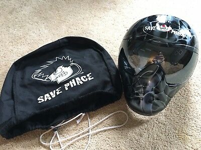 Save Phace - SUM Mask Sports Utility Goggles, Smoke Mirrored Lens