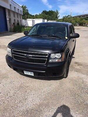 Chevrolet: Tahoe 2011 Tahoe SSV **NO RESERVE** Government! ONE OWNER! 2011 Chevrolet Tahoe Special Service Package