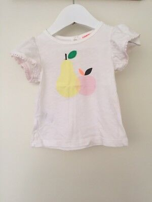 COUNTRY ROAD TSHIRT BABY GIRL SIZE 000 (0-3mths). EUC  SELLING LOADS