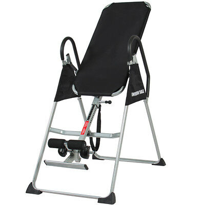 New! Tru Balance Folding Inversion Table - Invert - Traction Therapy - Tb880S