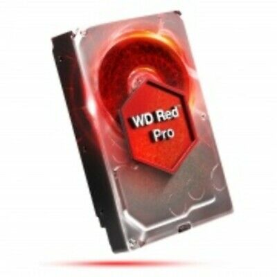 WD Red Pro 2TB 3.5-Inch SATA III 7200rpm 64MB Cache NAS Internal Hard Drive; 5 y