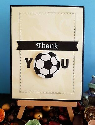 Handmade Thank You Card for Teacher *end of year* *school* *PE teacher* *coach*