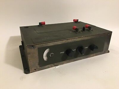 K&l Microwave Tunable Bandpass Filter Tuner Radio Frequency Bt-3944-2