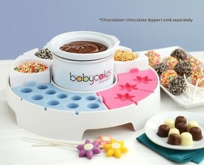 BabyCakes Cake Pop & Pie Pop Decorating Station - Also use for candy and cupcake