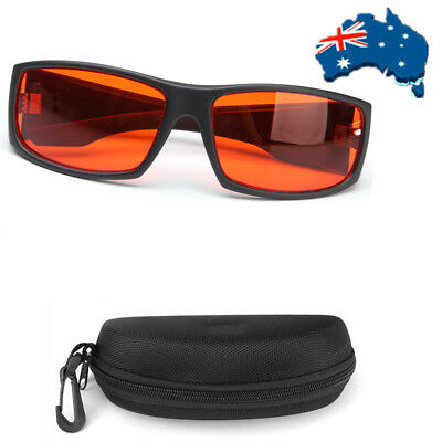 Color Blind Glasses Men Women Colorblindness Corrective For Red Green + Case Box