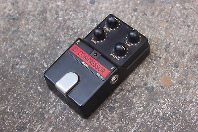 1980's Pearl CO-04 Compressor MIJ Japan Vintage Effects Pedal