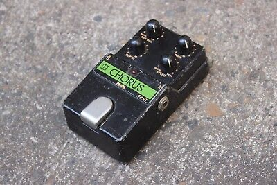 1980's Pearl CH-02 Chorus MIJ Japan Vintage Effects Pedal