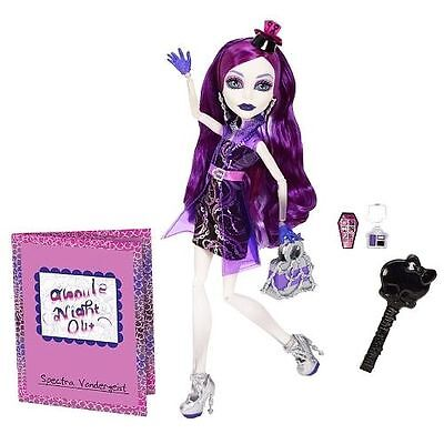 MONSTER HIGH Gouhls Night out Spectra - MATTEL -