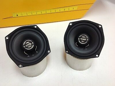 "Harley 06-13 Hogtunes 352F-Aa Front 5.25"" 2Ohm 100 WATT Speakers"
